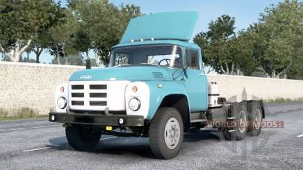 zil-133VLAS〡1,40 für American Truck Simulator
