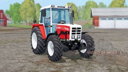 Steyr 8090A Turbé für Farming Simulator 2015
