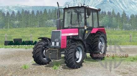 MTH-952 Belarus〡rule ignition pour Farming Simulator 2013
