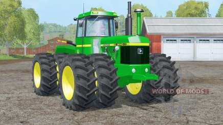Jean Deere 84ꝝ0 pour Farming Simulator 2015