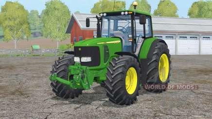 John Deere 7520〡Multikameras für Farming Simulator 2015