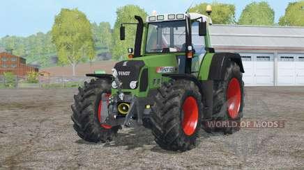 Fendt 820 Vario TMꞨ für Farming Simulator 2015