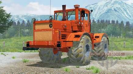 Kirovets K-700A〡rule direction de retour pour Farming Simulator 2013