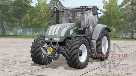 Steyr 6100 CVƬ für Farming Simulator 2017