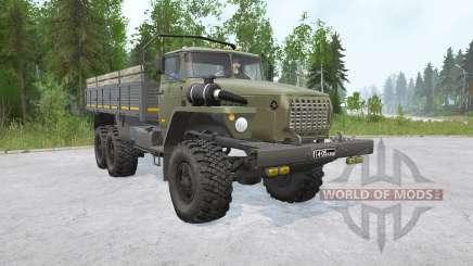 Ural-4320 6x6〡 Fracht für MudRunner