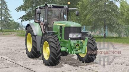 John Deere 6030 Premiuꝳ für Farming Simulator 2017