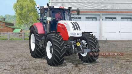 Steyr 6160 CVƬ für Farming Simulator 2015
