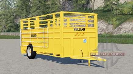Rolland V52 für Farming Simulator 2017