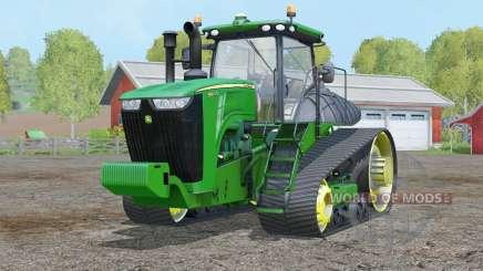 John Deere 9560RT〡steering réglage de roue pour Farming Simulator 2015