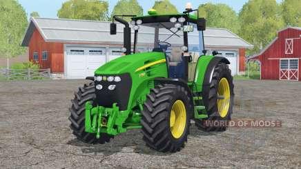 John Deere 77ƺ0 für Farming Simulator 2015