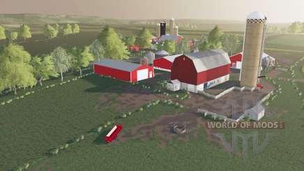 Chippewa County Farms für Farming Simulator 2017