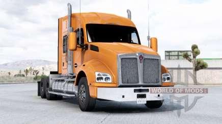 Kenworth T880 v1.11 für American Truck Simulator