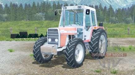 Massey Ferguson 698Ƭ pour Farming Simulator 2013