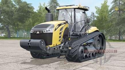 Challenger MT800E série〡avec ou sans poids pour Farming Simulator 2017