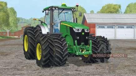 John Deere 7Ձ00R für Farming Simulator 2015