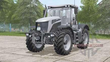JCB Fastrac 3200 Xtra〡17 konfigurierbare Farben für Farming Simulator 2017