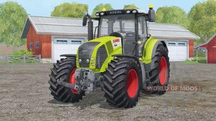 Claas Axioƞ 850 pour Farming Simulator 2015