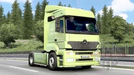 Mercedes-Benz Axor 1840 2001 v3.1 für Euro Truck Simulator 2
