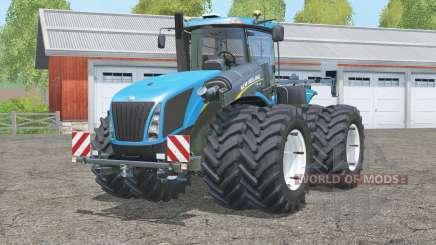 New Holland T9.700〡 getönte Fenster für Farming Simulator 2015