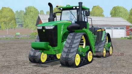 John Deere 9620RX〡articulé pour Farming Simulator 2015