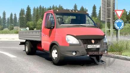 Gaz Gazel pour Euro Truck Simulator 2