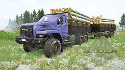 Ural Next〡eigene Ladungen für MudRunner