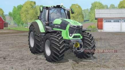 Deutz-Fahr 9340 TTV Agrotron〡neue Fahrphysik für Farming Simulator 2015