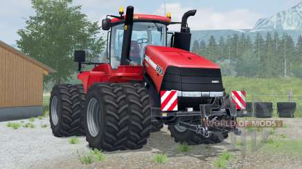Boîtier IH Steiger 600〡 roues double pour Farming Simulator 2013