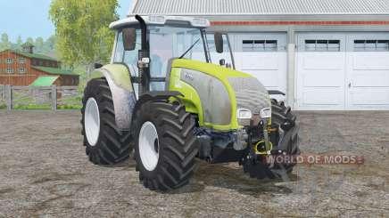 Valtra T140 〡change roues pour Farming Simulator 2015