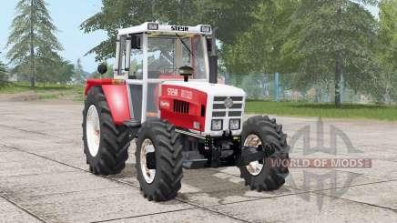 Steyr 8120A Turbo für Farming Simulator 2017