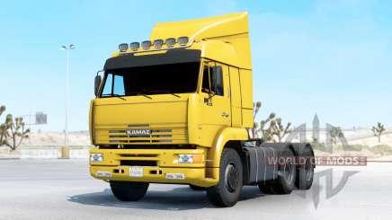 Kamaz-6460 für American Truck Simulator
