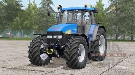 New Holland TM serieᵴ pour Farming Simulator 2017