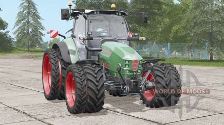 Hurlimann XM 100 T4i V-Drivᶒ für Farming Simulator 2017