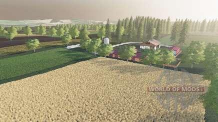 Rolnicze Pola v3.0 für Farming Simulator 2017