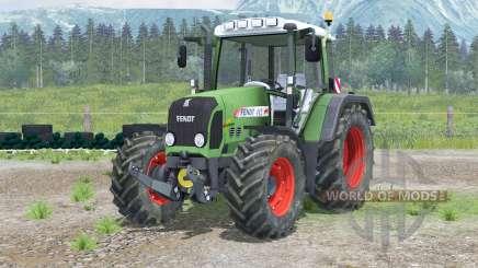 Fendt 412 Vario TMS〡 chargeur frontal pour Farming Simulator 2013