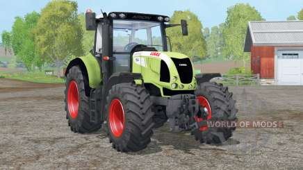 Claas Arion 620〡interaktive Steuerung für Farming Simulator 2015