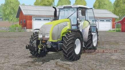 Valtra T140〡lefolding tringlerie avant pour Farming Simulator 2015