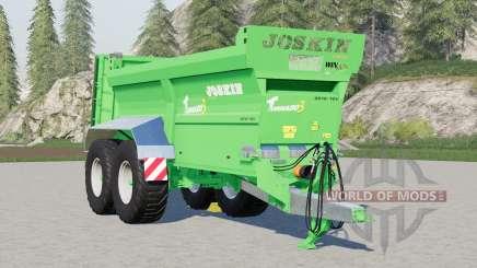 Joskin Tornado3〡Auswahl der Reifen für Farming Simulator 2017