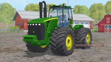 John Deere 96ろ0 pour Farming Simulator 2015