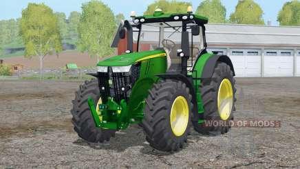 John Deere 7310R〡interaktive Tasten für Farming Simulator 2015