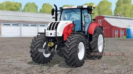 Steyr 6230 CV für Farming Simulator 2015