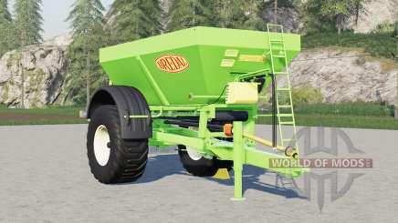 Bredal K-series〡 vitesse de travail a augmenté pour Farming Simulator 2017