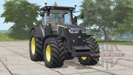 John Deere 7R serieᶊ pour Farming Simulator 2017