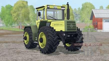 Mercedes-Benz Trac 150〡0waschbar für Farming Simulator 2015