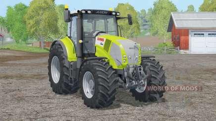 Claas Axioɴ 850 pour Farming Simulator 2015