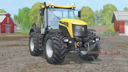 JCB Fastrac 3230 Xtra〡reduzierte Radgröße für Farming Simulator 2015