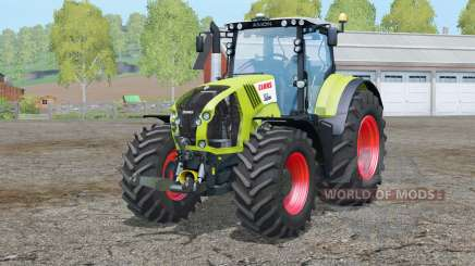 Claas Axioꝴ 850 pour Farming Simulator 2015