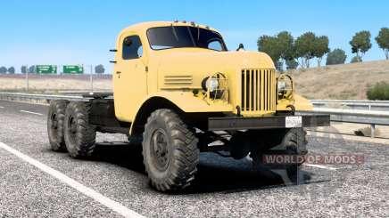SIL-157B v1.4 für American Truck Simulator