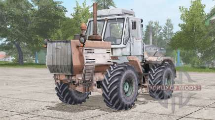 T-150K〡animed working bodies pour Farming Simulator 2017
