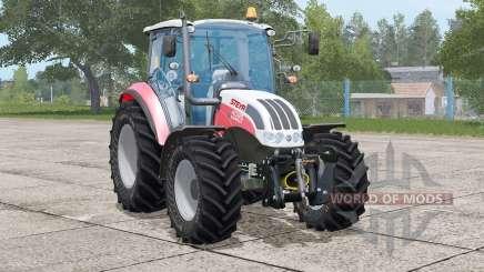 Steyr Kompakt 4095〡Räderauswahl für Farming Simulator 2017